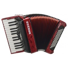 Hohner Bravo II 60 Red