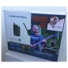 Audio-Technica ATW-1101 Lukács Peta signature szett