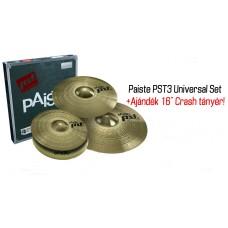 Paiste PST 3 Universal Szett